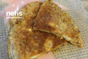 Bebeğiniz İçin Besleyici Omlet Tarifi