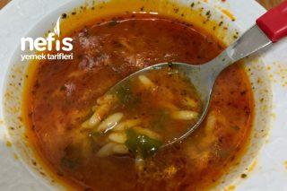 İlik Sulu Şehriye Çorbası Tarifi