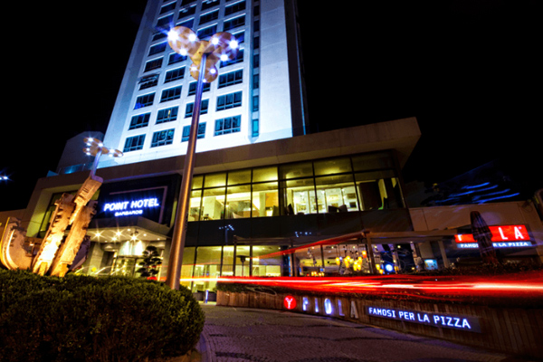 point hotel istanbul