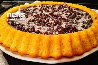 Pudingli Kek (Pasta Gibi) Tarifi