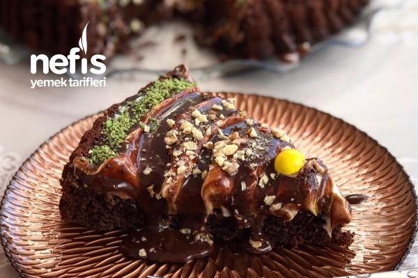 Çikolatalı Tart Pasta Tarifi