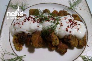 Patlıcan Balığı (Mısır Unlu Patlıcan Kızartması) Tarifi
