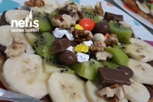 Tavada Waffle (Yumuşak Sevenlere 7 Adet) Tarifi