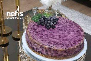 Yaban Mersinli Cheesecake Tarifi