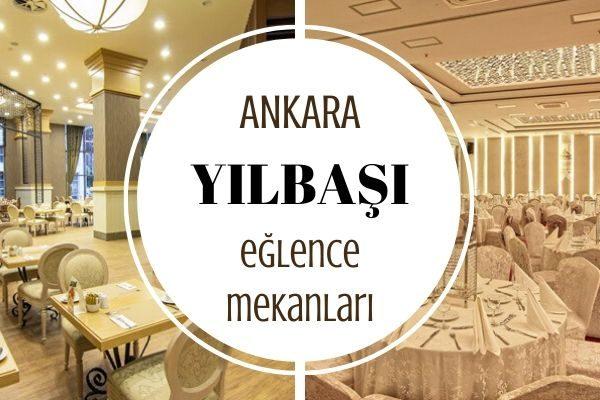 Ankara'nın En İyi 12 Yılbaşı Programı Tarifi