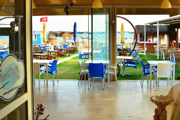 mavi deniz otel gümüldür