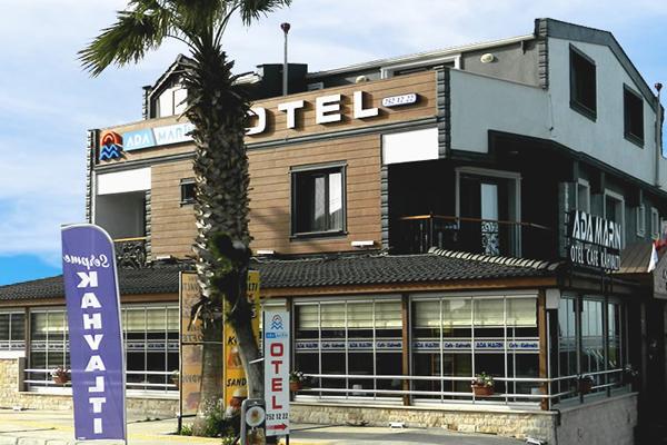 ada marin otel sığacık