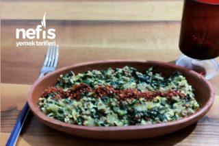 Kıymalı Ispanak Yemeği (Ispanağı Sevdiren Tarif) Tarifi