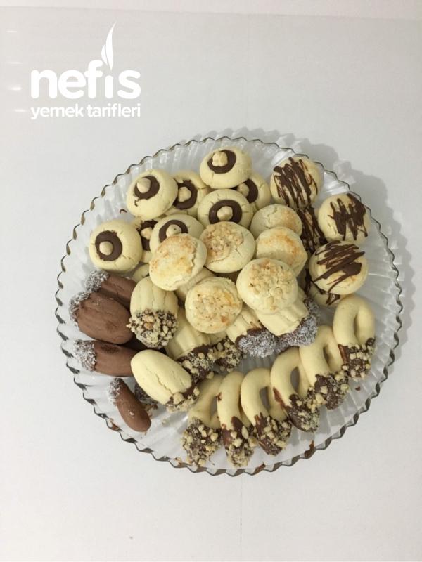 Pastane Kurabiyesi ( Yiyenler Bayılıyor )