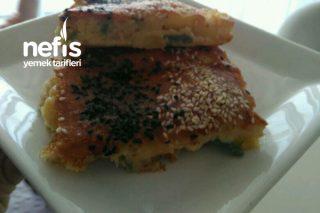 Patatesli Kek (Börek Tadında Nefis Pratik) Tarifi