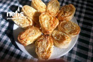 Patatesli Rulo Börek (Videolu) Tarifi