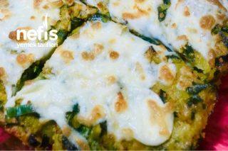Pırasalı Kek (Pırasanın Yeşil Yapraklarından) Tarifi