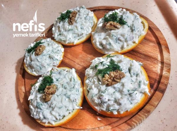 Portakal Yatağında Kereviz Salatası