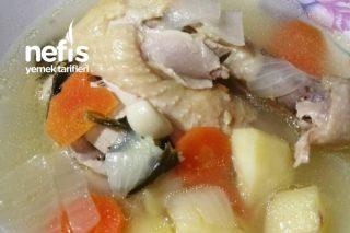 Bağışıklık Güçlendirici Tavuk Çorbası Tarifi