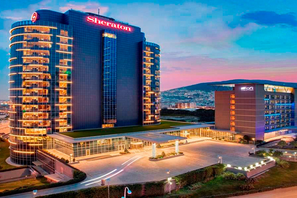 sheraton hotel bursa