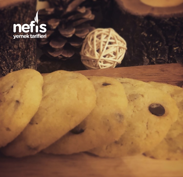 Chocolate Chip Cookie/ Çikolatalı Kurabiye