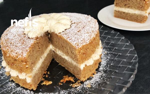 Efsane Kestaneli Pasta ( Videolu)