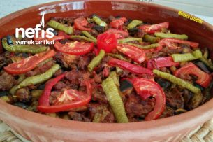 Güveçte Nefis Şehzade Kebabı Tarifi