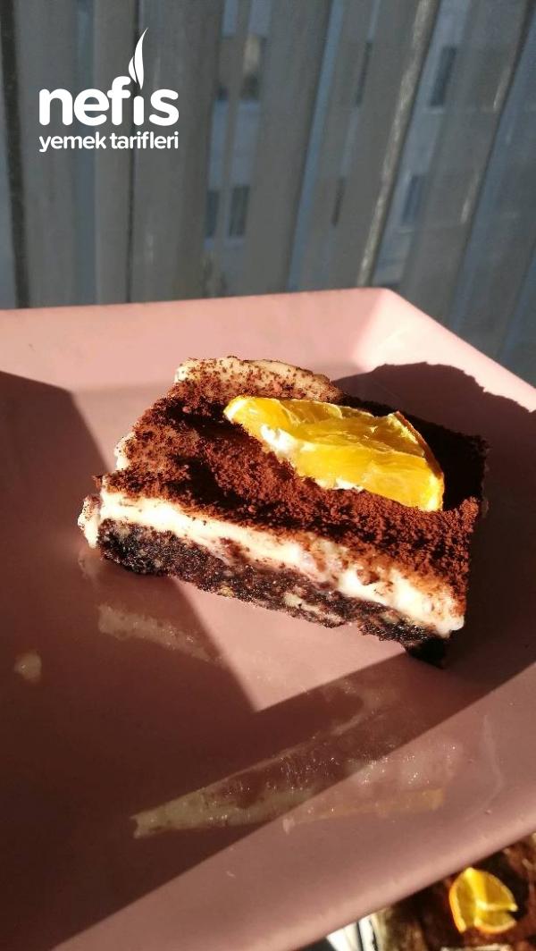 Muhallebili Kek(kalıptan Cıkamayan Kek Nasıl Degerlendirilir)