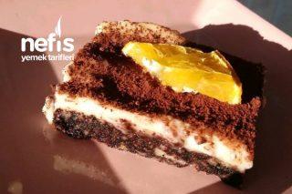 Muhallebili Kek (Kalıptan Çıkamayan Kek Nasıl Değerlendirilir?) Tarifi