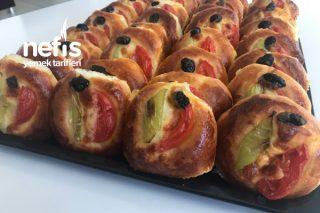 Pizza Poğaça (35 Adet) Tarifi