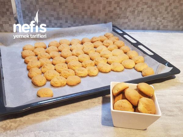 Buram Buram Portakal Kokan Patates Nısastalı Kurabıye Tarıfı