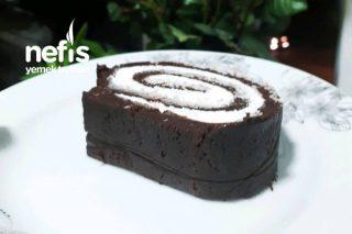 Rulo Pasta ( Kalmış Kekten ) Tarifi