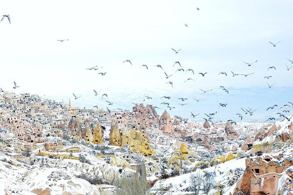 yurt içi yılbaşı turları kapadokya