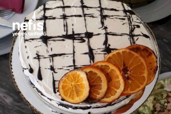 Büşra'nın Pastası Tarifi