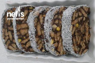 Mozaik Pasta (Kuruyemişli ) Tarifi
