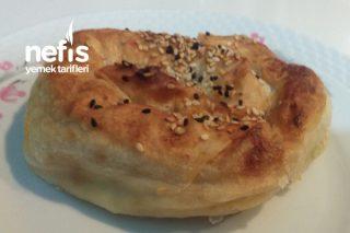 Nefis Gül Böreği Tarifi
