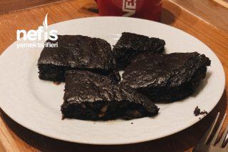 Islak Fit Kek / Brownie Cake / Diyet Kek Tarifi