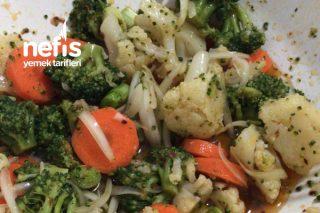 Diyet Salata Tarifi