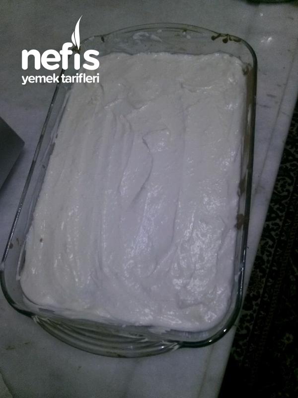 İncirli Muhalebili Pasta ( Mutlaka Deneyin)