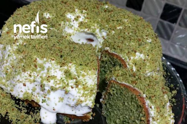 Ispanaklı Kek (Fındıklı) Tarifi