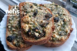 Kahvaltılık Çıtır Ekmekler ( Kahvaltıda Değişiklik İsteyenler) Tarifi