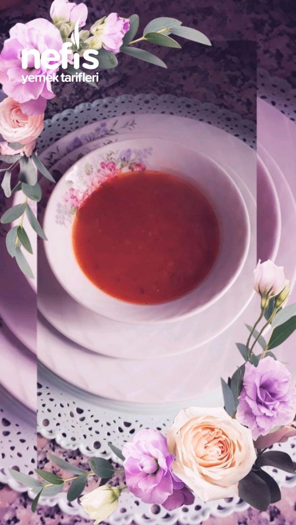 Protein Ve Lif Kaynağı Maş Çorbası
