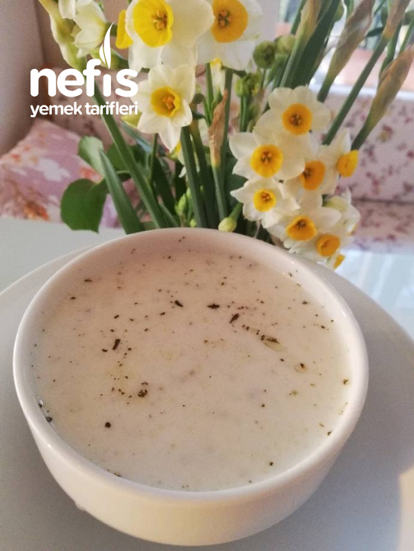 Tuzlu Yoğurt Çorbası(lebniye)