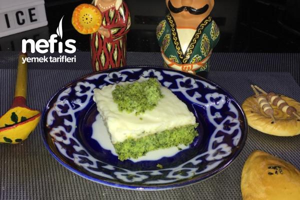 Yeşil Pastam Tarifi