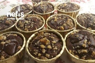 İçi Akışkan Kakaolu Muffin Tarifi