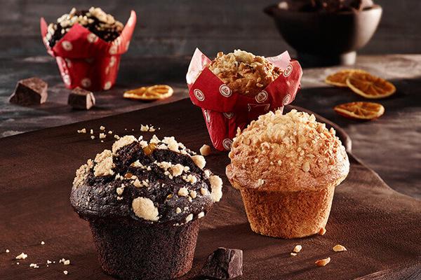simit sarayı muffin