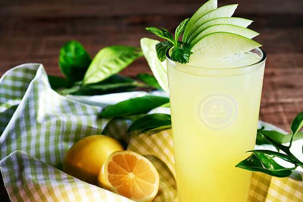simit sarayı limonata