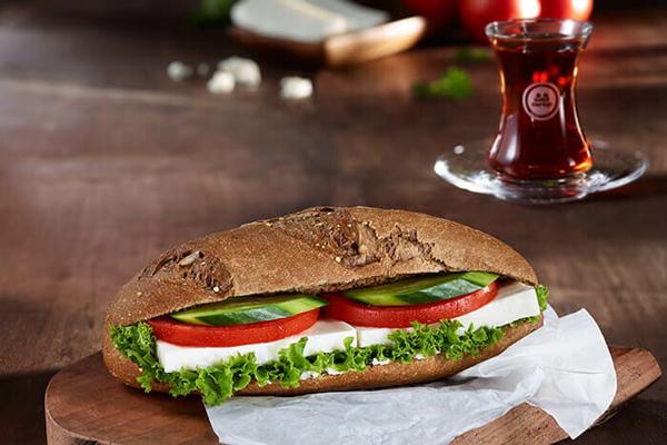 simit sarayı simit sandviç