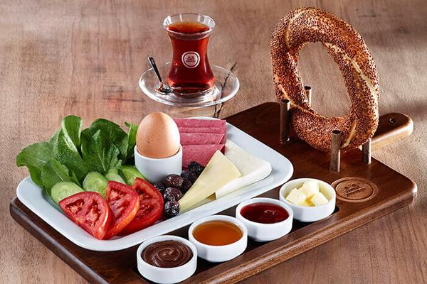 simit sarayı kahvaltı