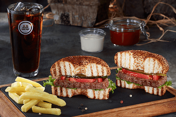 simit burger simit sarayı