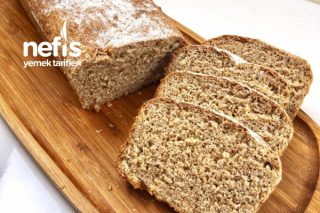 Tam Buğday Ekmeği (Videolu) Tarifi