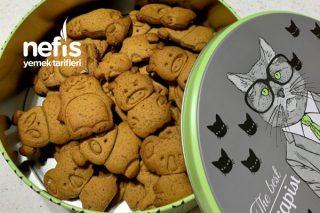 Yeniyıl Kurabiyesi (Gingerbread) Tarifi