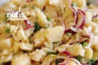 Alafranga Patates Salatası Tarifi