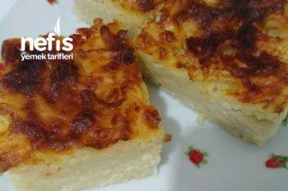 Fırında Spagetti Makarna Tarifi