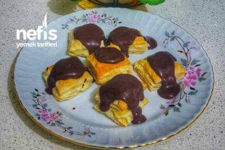 Pratik Milföy Pasta Tarifi